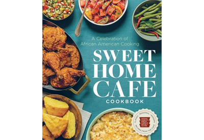 Book jacket for Sweet Home Cafe